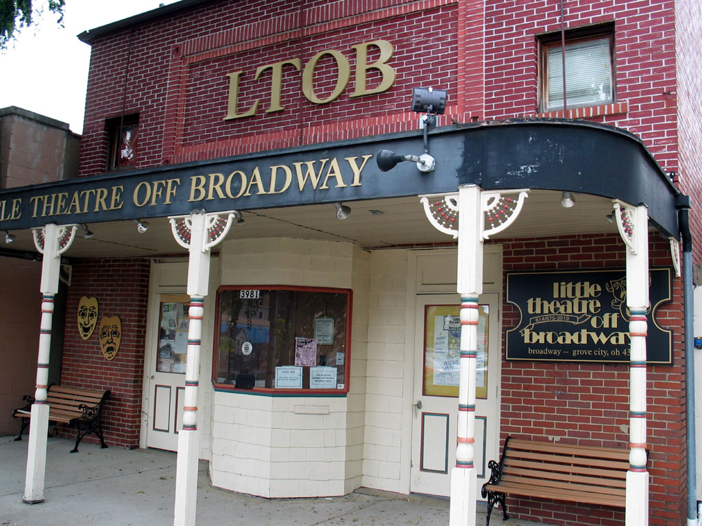 Little Theatre Off Broadway exterior
