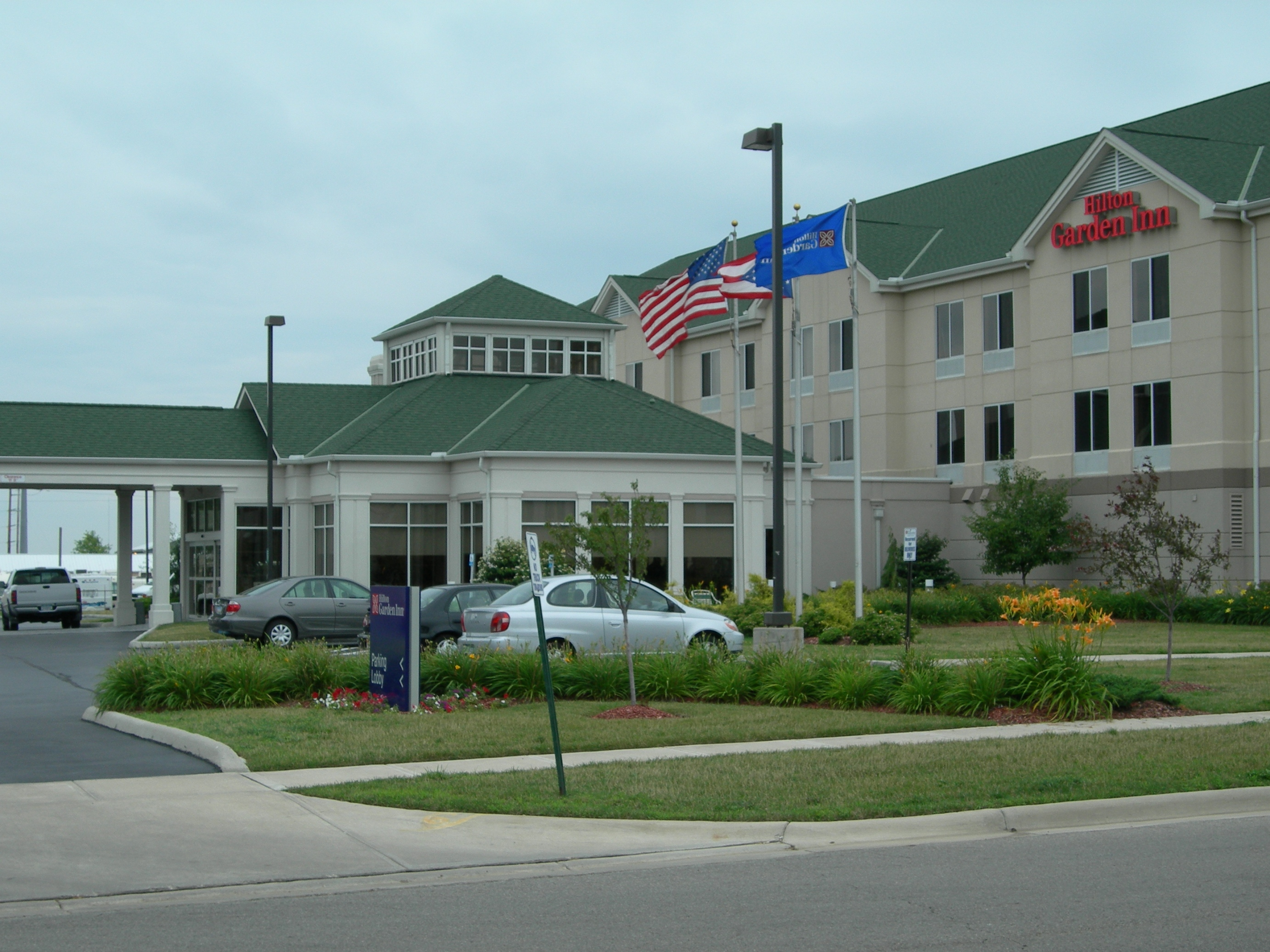 Hilton Garden Inn Visit Grove City