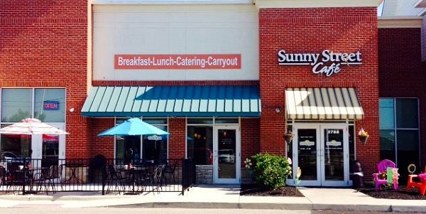 Sunny Street Cafe Featured Image