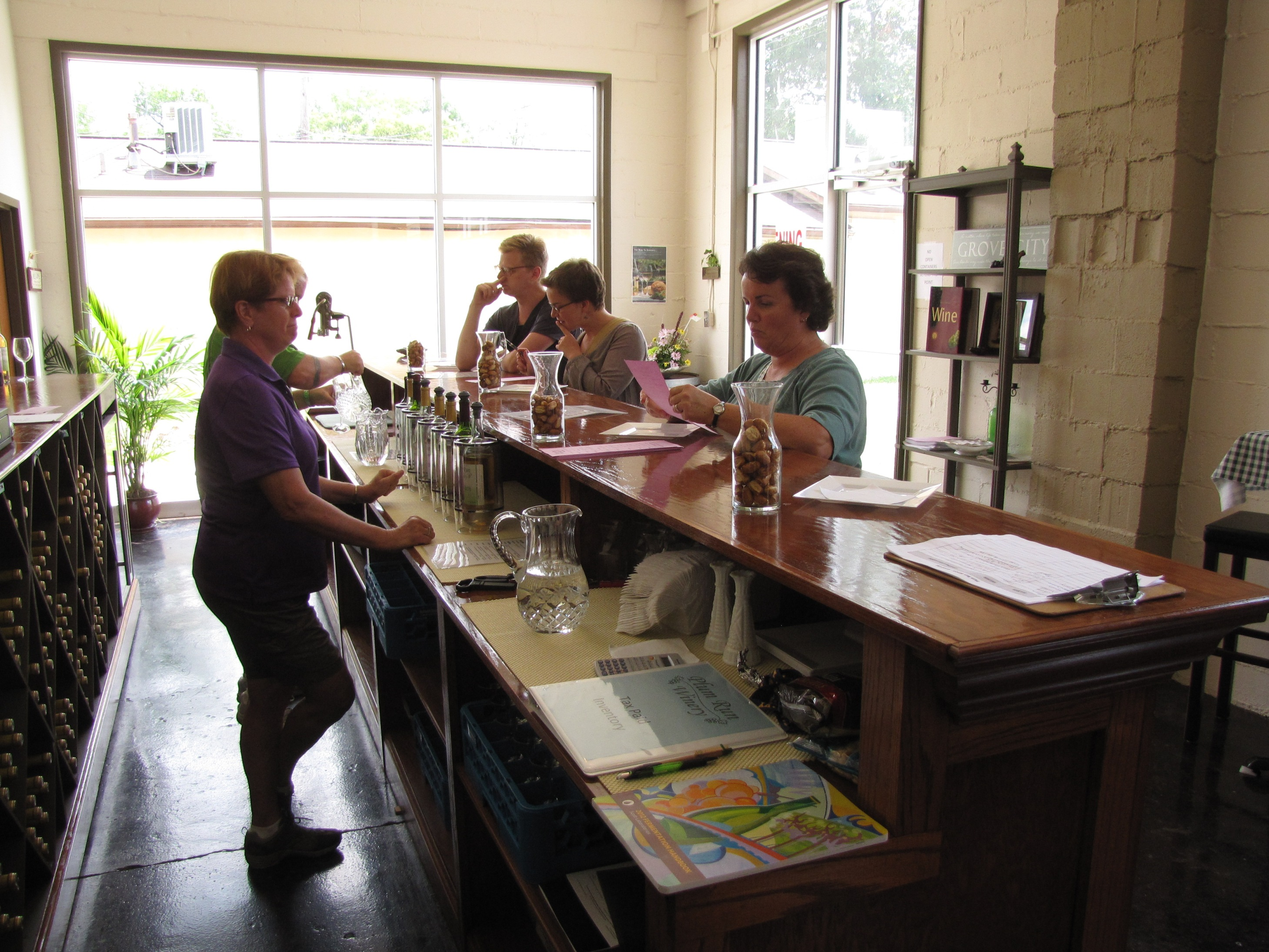 cropped Tasting Room at Plum Run
