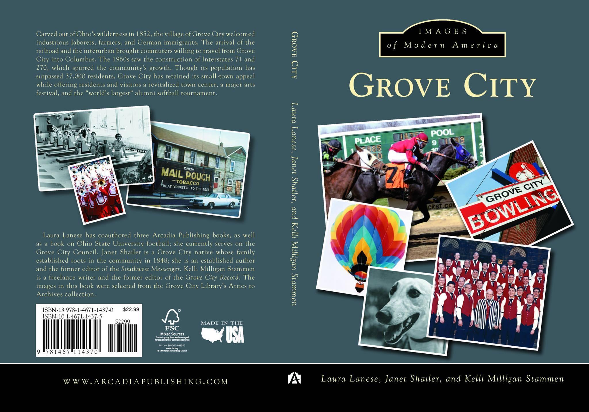 Columbus Area Community Book