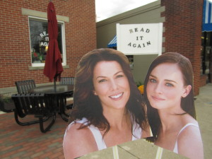 Gilmore Girls Read It Again 1