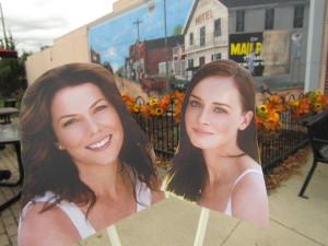 Gilmore Girls Mural