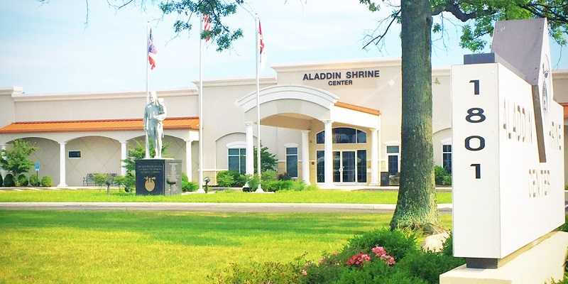 Aladdin Shrine Event and Conference Center Featured Image