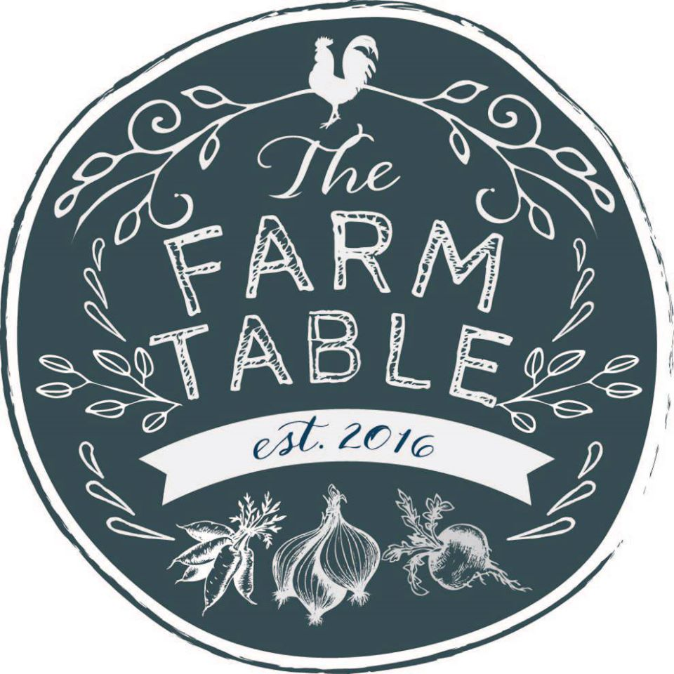 The Farm Table Logo