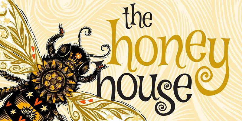 The Honey House Logo