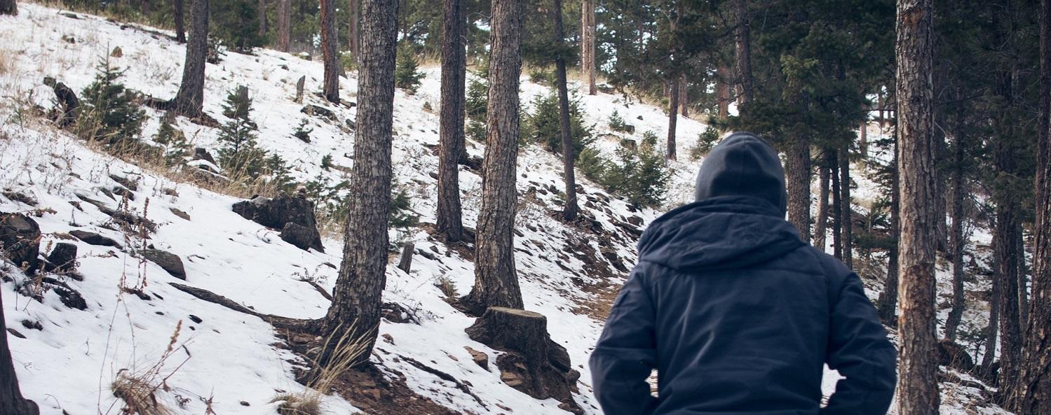 Winter Hike Event Photo
