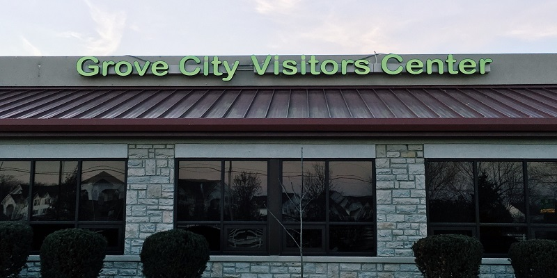 Grove City Visitors Center Featured Image
