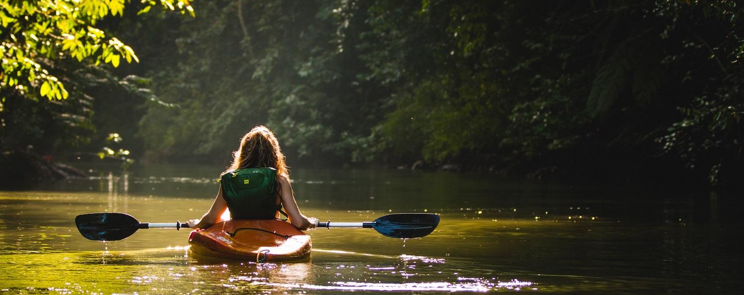 Kayak Float Event Photo