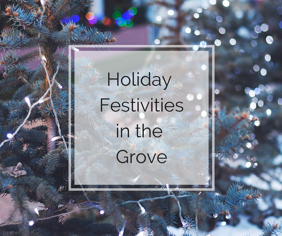 Holiday Festivities Featured Image
