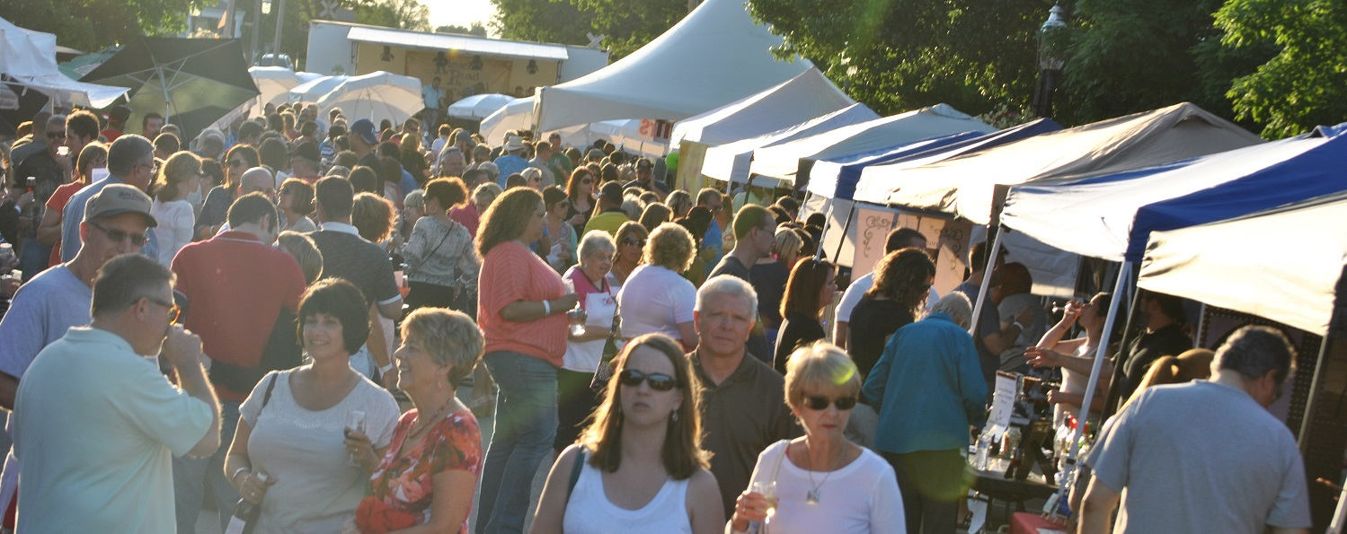 Wine and Arts Festival Event Photo