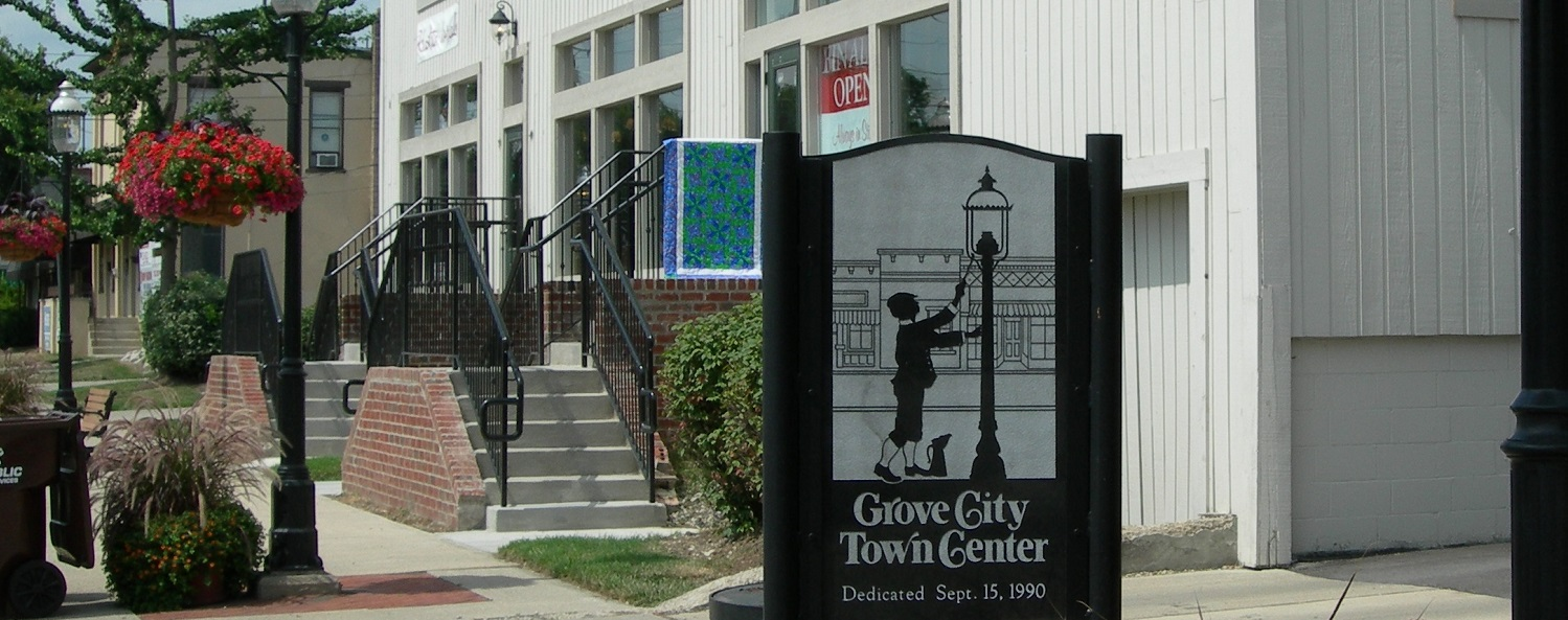 Grove City Town Center Summer Saturday Event Photo